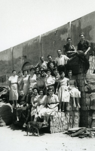 © Arxiu Municipal de Palafrugell. Col·lecció María Fernández