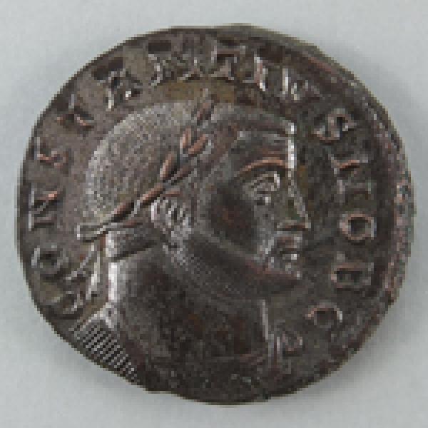 Moneda de Constancio