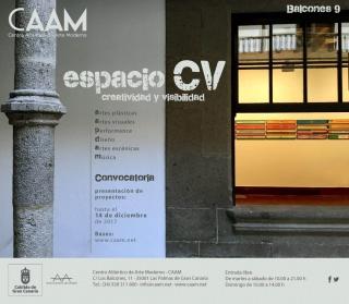 Espacio CV. Creatividad y visibilidad 2018