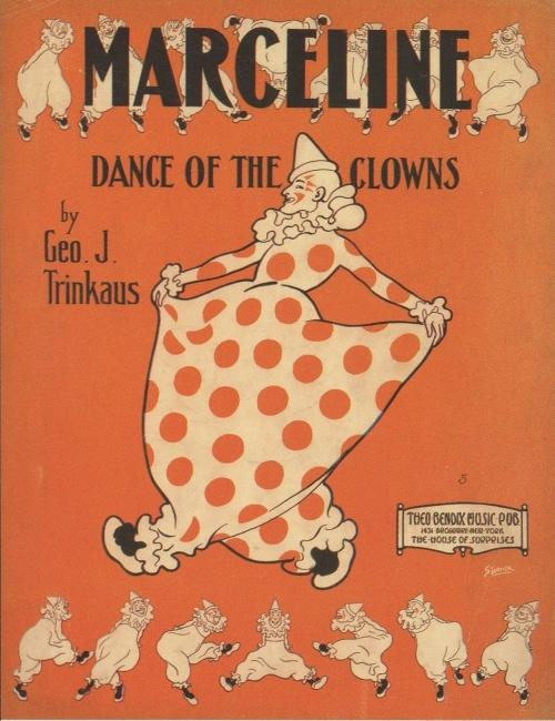 Canción en homenaje a Marcelino, Dance of the clowns – Cortesía de la Diputación de Huesca