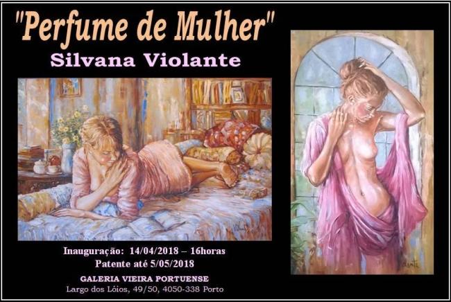 Silvana Violante. Perfume de Mulher