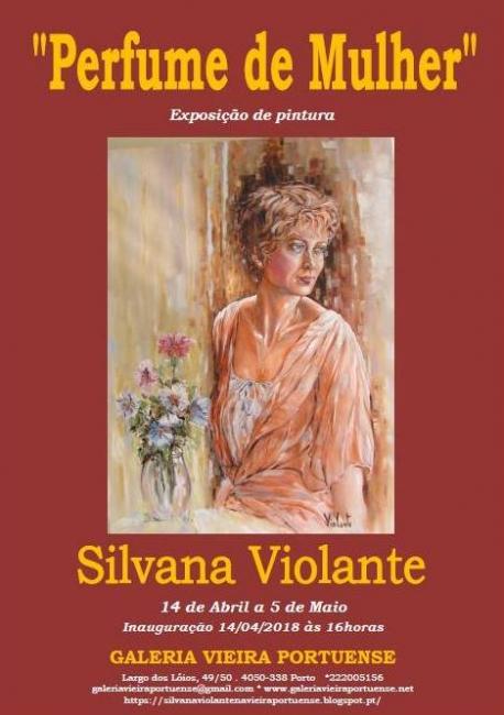 Silvana Volante. Perfume de Mulher