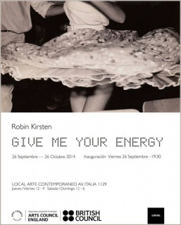 Robin Kirsten Give me your energy