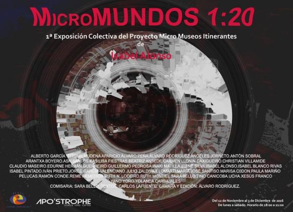 MicroMundos 1:20 cartel
