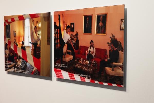 Artworks by Casaluce Geiger, photo courtesy Sissa Micheli | Ir al evento: 'Transitions of Energy 2017'. Exposición de Arte digital, Arte sonoro, Escultura, Fotografía, Video arte en Kymenlaaksso Museum - Maritime Centre Vellamo / Kotka, Southern Finland, Finlandia