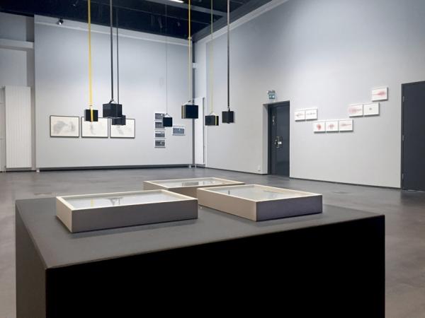 View of Artworks by Flavia Bigi and Juliana Herrero | Ir al evento: 'Transitions of Energy 2017'. Exposición de Arte digital, Arte sonoro, Escultura, Fotografía, Video arte en Kymenlaaksso Museum - Maritime Centre Vellamo / Kotka, Southern Finland, Finlandia