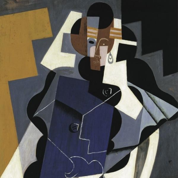 juan gris blanchard y los cubismos museo carmen