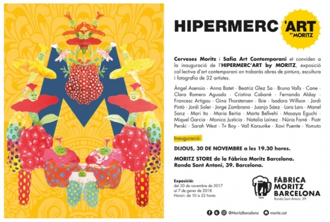Hipermerc'art by Moritz