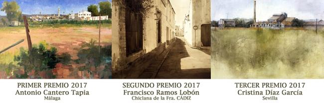 Obras ganadoras 2017