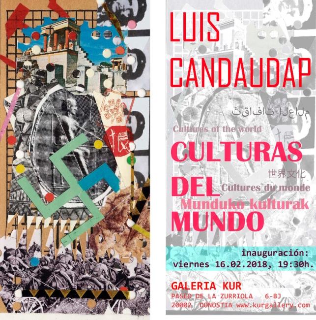 Luis Candaudap. Culturas del mundo