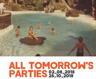 All tomorow's parties — Cortesía de Centros de Arte, Cultura y Turismo, Cabildo de Lanzarote