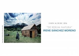 "\""DE RERUM NATURA\"" Irene Sánchez Moreno."