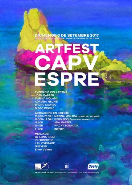Capvespre Art Fest