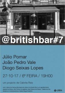 @ british bar #7