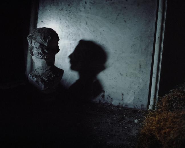 """Aurélia Frey, Variations de la serie """"Apnée"""" (2014)  – Cortesía de Fotonoviembre 2017"""