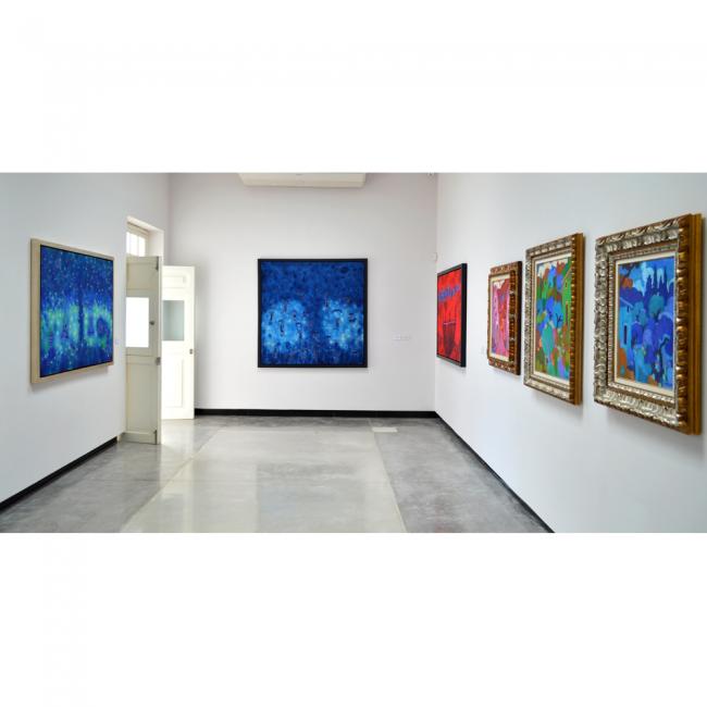 Imagen Galería | Ir al evento: 'Open House'. Exposición de Pintura en Lux Perpetua Art Centre / Mérida, Yucatan, México