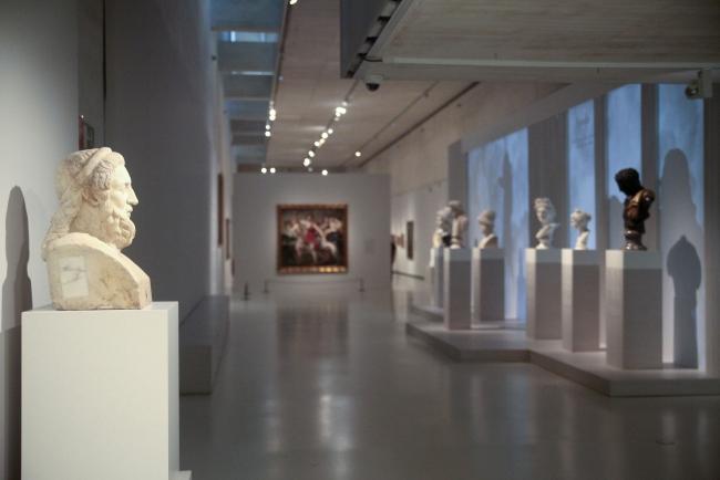 Vista de la exposicion. Fotografía de Oskar Moreno — Cortesía de Donostia Kultura