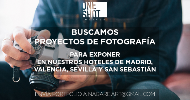 One Shot Projects selecciona proyectos fotográficos