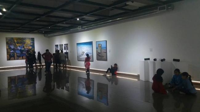 LUPA en Sala de Arte FME