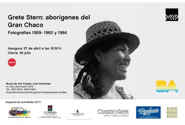 Grete Stern: aborígenes del Gran Chaco