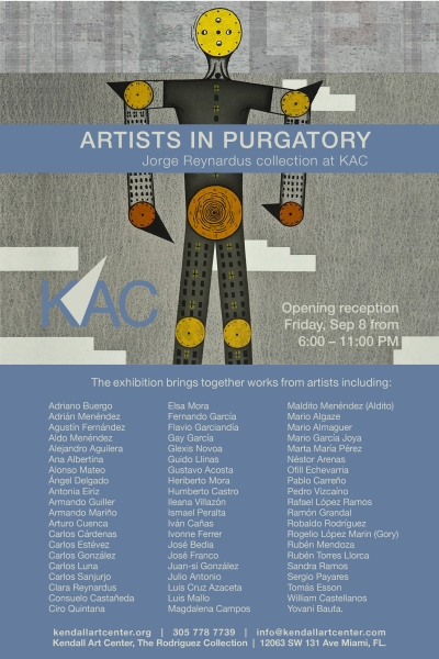 Artists in Purgatory/Cuban Artists in the Reynardus Collection
