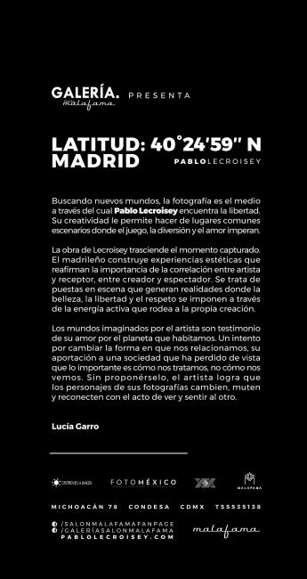 Texto de Lucía Garro