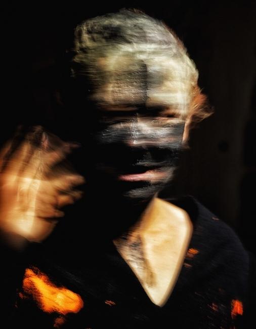 Obra de Robert Lopez Hinton y Marie-Noëlle Ginard Féron | Ir al evento: 'El niño en el pozo'. Exposición de Arte sonoro, Fotografía, Pintura en Can Monroig - Inca / Inca, Baleares, España
