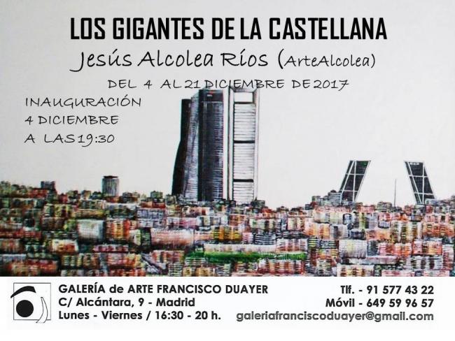 Los Gigantes de la Castellana