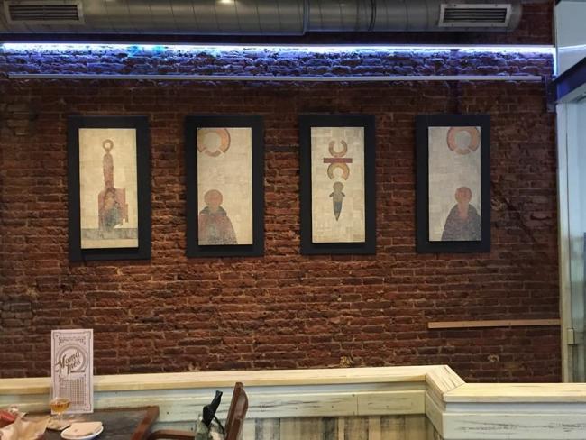 Exposición Ángel y Parejas