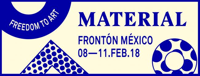 MATERIAL ART FAIR 2018