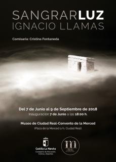 Ignacio Llamas. Sangrar luz