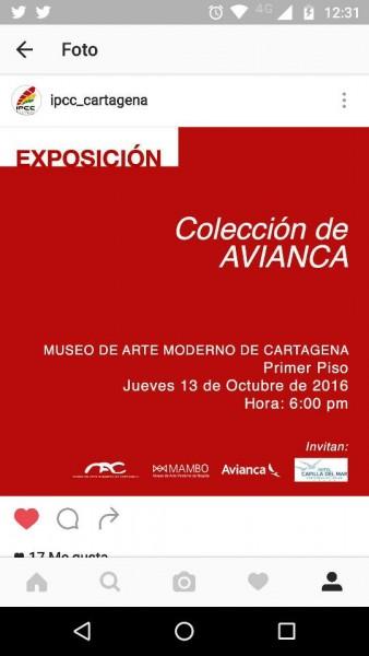 Colección de AVIANCA