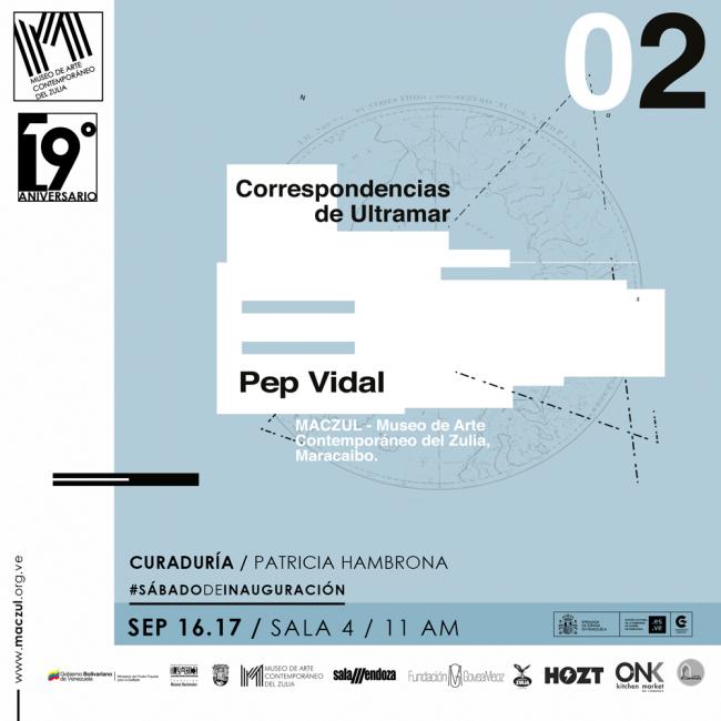 CORRESPONDENCIAS DE ULTRAMAR. PEP VIDAL