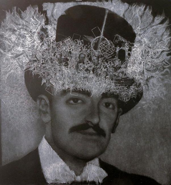 ILUSIÓN. Imagen cortesía MUMBAT | Ir al evento: 'Ilusión- Homenaje a René Lavand'. Exposición de Artes gráficas, Pintura en Museo Municipal de Bellas Artes de Tandil (MUMBAT) / Tandil, Buenos Aires, Argentina