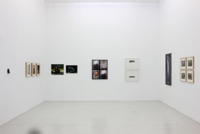 Vista de la exposición — Cortesía de la Galeria Graça Brandão