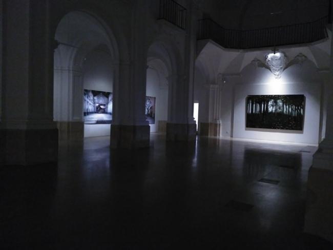 Vista de la exposición – Imagen cortesía de la Sala Verónicas
