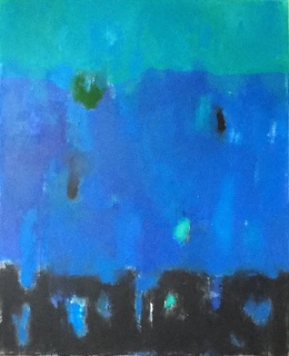 BLUE OCEAN 100X81
