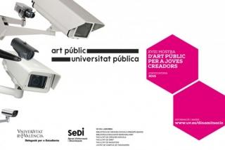 XVIII Muestra de Arte Público para Jóvenes Creadores Art Públic/Universitat Pública 2015