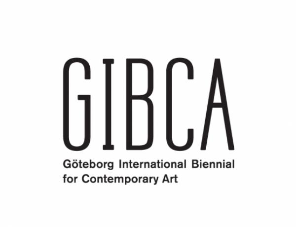 Logotipo. Cortesía de la Go?teborg International Biennial for Contemporary Art