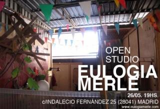 Open Studio Eulogia Merle