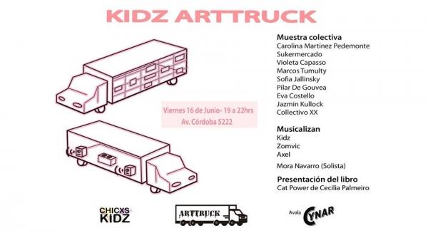 Kidz ArtTruck
