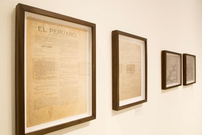 El Peruano | Ir al evento: 'Patentes e inventos en el Perú 1896-1914. Transferencia tecnológica durante la primera globalización'. Exposición de Artes gráficas, Diseño, Fotografía, Pintura en Centro Cultural Universidad del Pacífico / Lima, Perú
