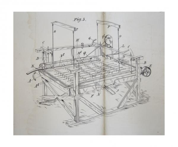 Mejoras en la concentracion de minerales. Marcas y patentes leg 91 exp 1018, 1905