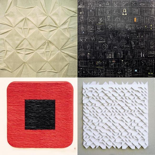 3 Artistes. 3 Idees. 3 Conceptes