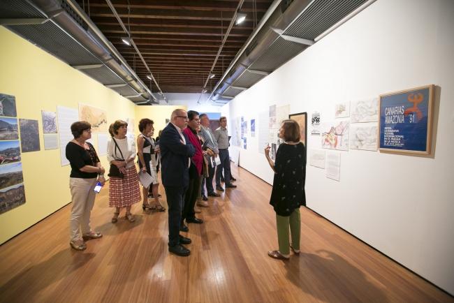 El paisaje como objetivo [1982-2004] José Miguel Alonso Fernández-Aceytuno – Cortesía del Centro Atlántico de Arte Moderno, CAAM