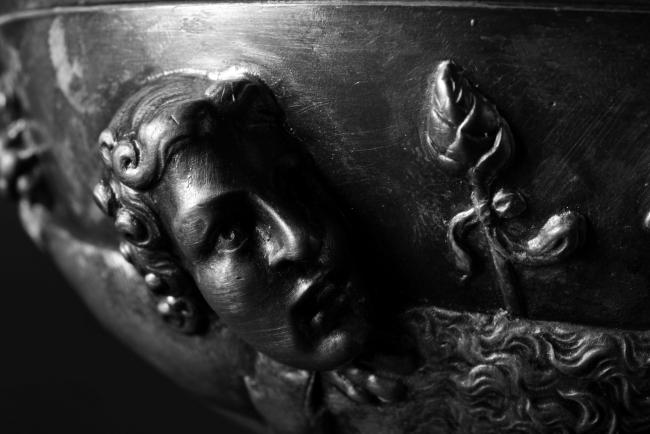 Detalle de obra  – Cortesía del Museo Nacional de Escultura