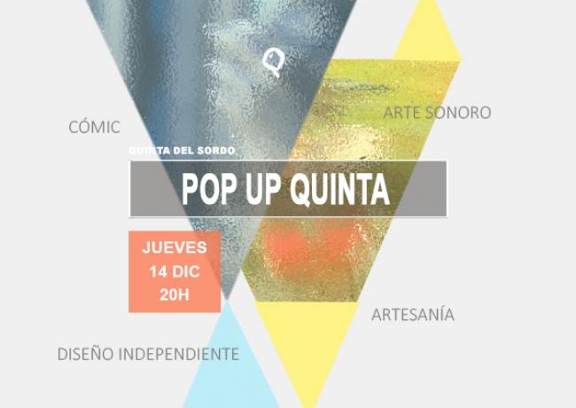 Pop Up Quinta