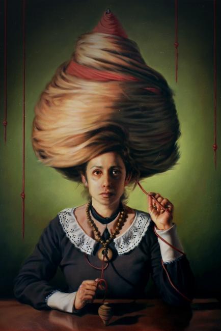 EL JUGUETE. Imagen cortesía Galería Mónica Saucedo