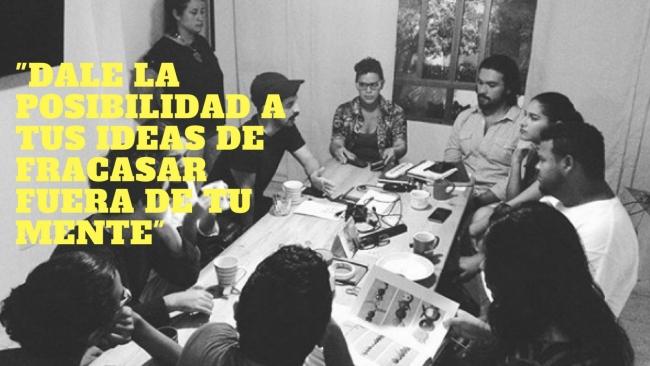 Residencia Caníbal para artistas, curadores, investigadores y gestores culturales de Barranquilla