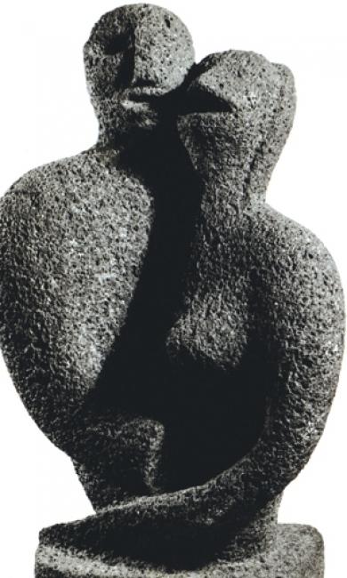 Geles Cabrera: primera escultora de México